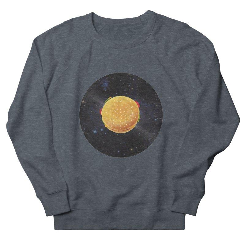 BURGER UNIVERSE Men's Sweatshirt by kajenoz's Artist Shop