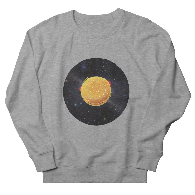 BURGER UNIVERSE Men's Sweatshirt by kajenoz's Artist Shop