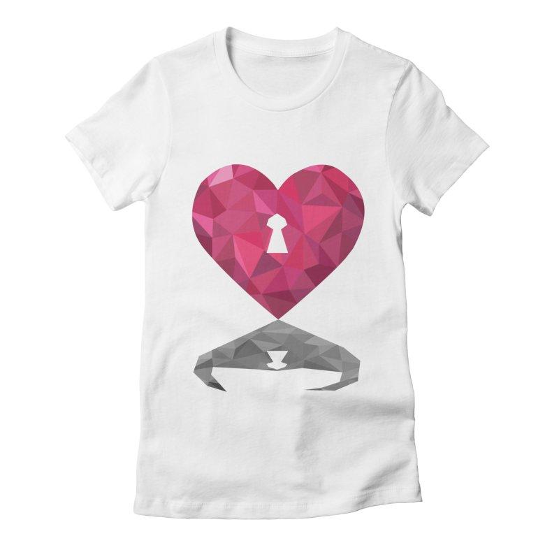 HARD HEART   by kajenoz's Artist Shop