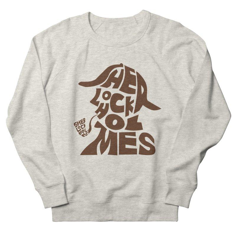 SHERLOCK HOLMES Men's Sweatshirt by kajenoz's Artist Shop