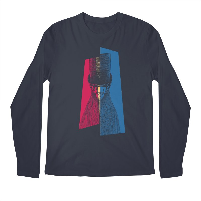 Preacher Man Men's Longsleeve T-Shirt by Kakolak