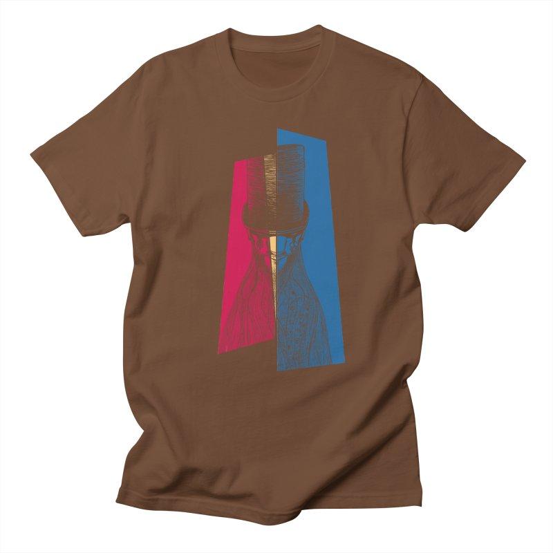 Preacher Man Men's T-shirt by Kakolak