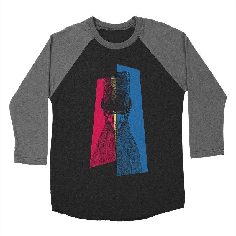 Preacher Man Women's Baseball Triblend T-Shirt by Kakolak