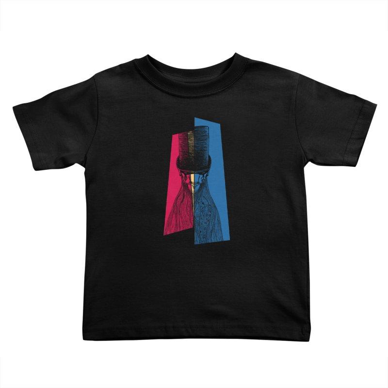 Preacher Man Kids Toddler T-Shirt by Kakolak