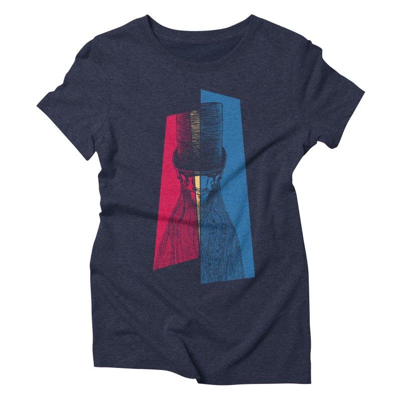 Preacher Man Women's Triblend T-Shirt by Kakolak