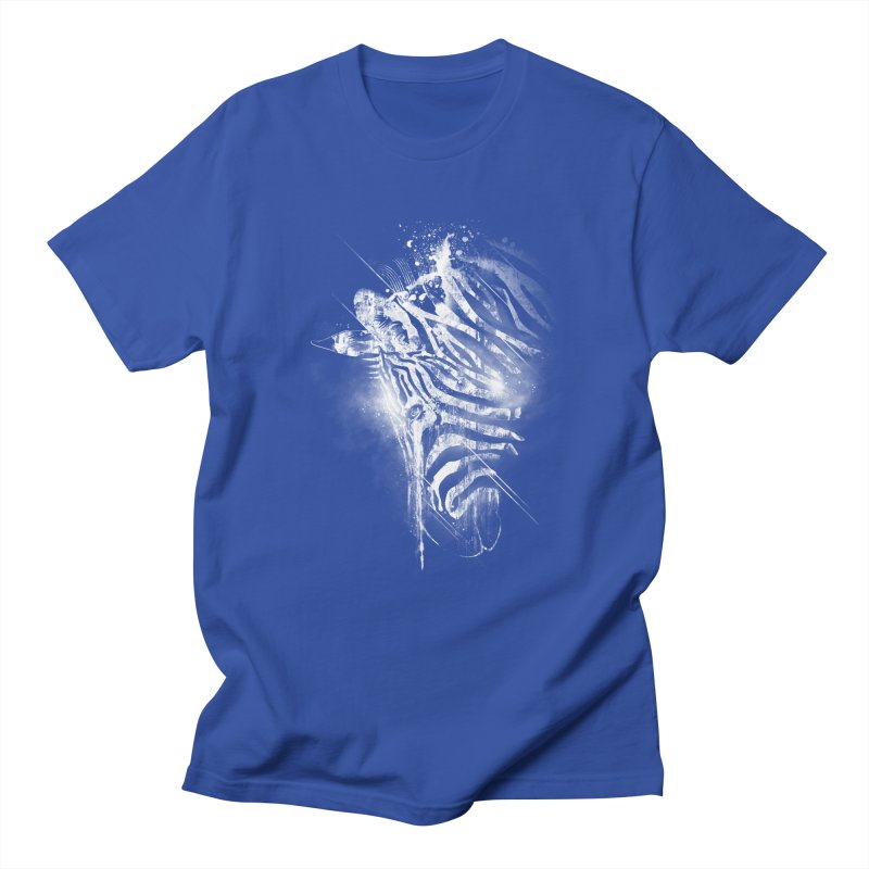 Zebra Mood Men's T-Shirt by Kakolak