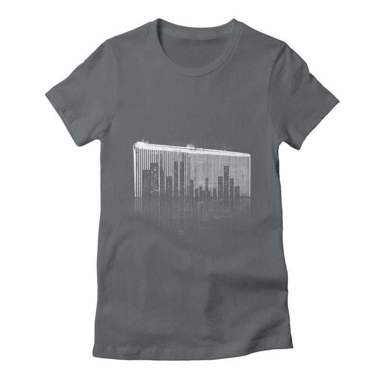 Comb Through The City   by Kakolak