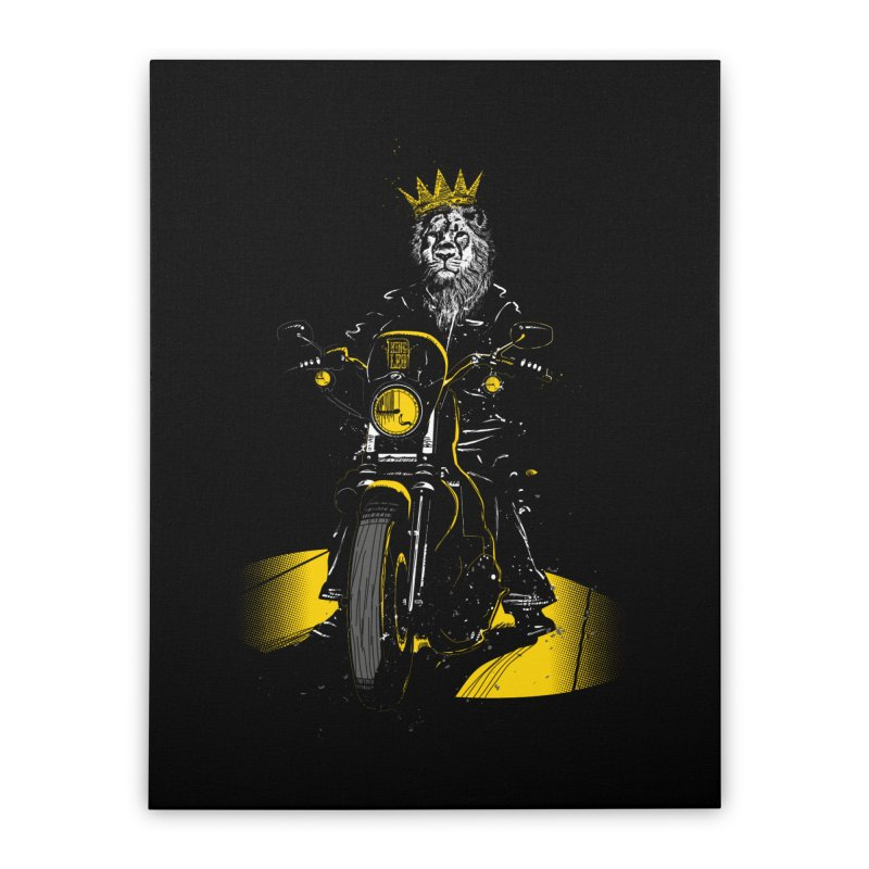 Sons of Monarchy Home Stretched Canvas by Kakolak