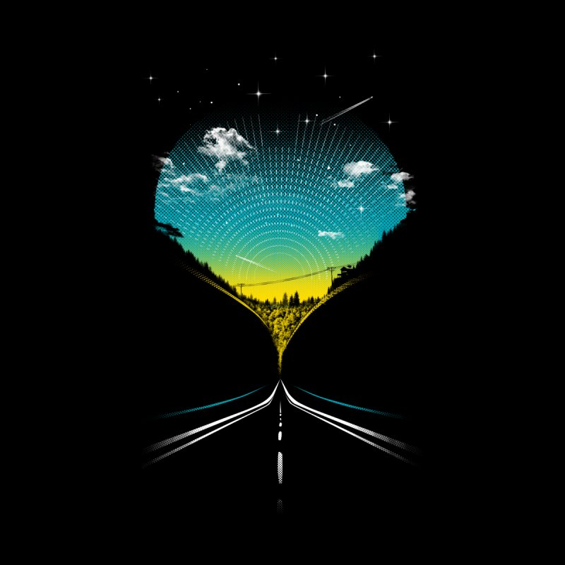Very Close Encounters Women's Triblend T-shirt by Kakolak