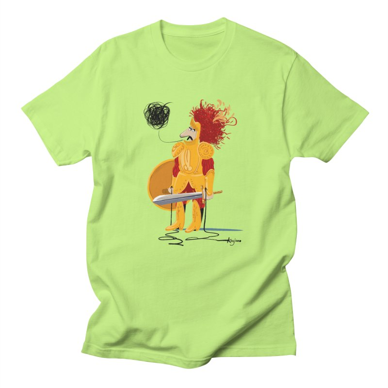 Pupo Siddiatu Men's T-Shirt by Kanjano Shop