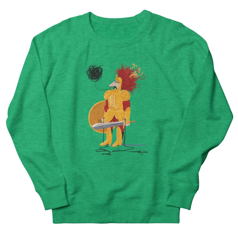 Pupo Siddiatu Women's Sweatshirt by Kanjano Shop