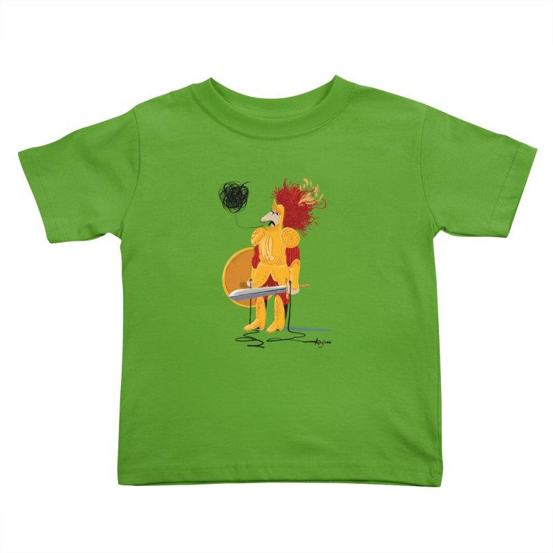 Pupo Siddiatu Kids Toddler T-Shirt by Kanjano Shop