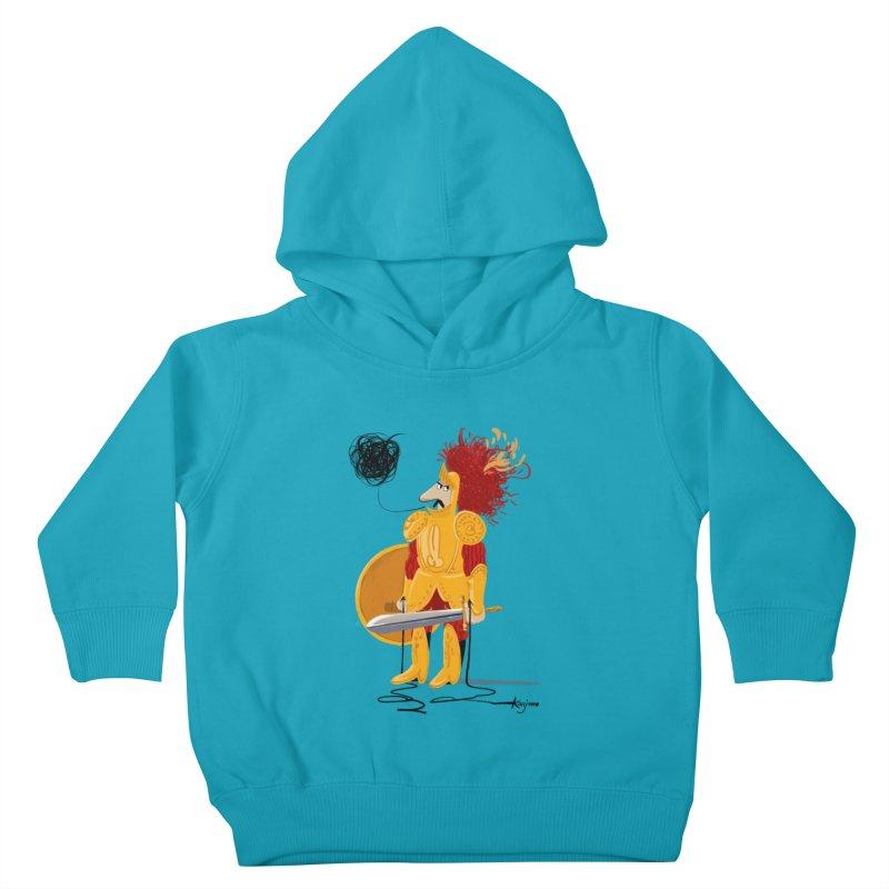 Pupo Siddiatu Kids Toddler Pullover Hoody by Kanjano Shop