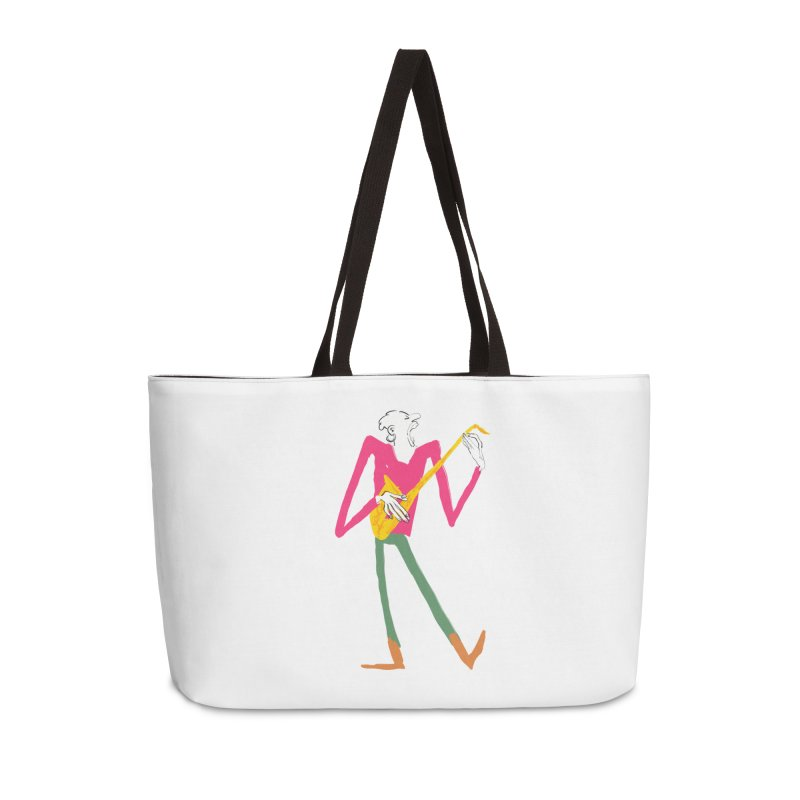 Sax Player Accessories Bag by Kanjano Shop