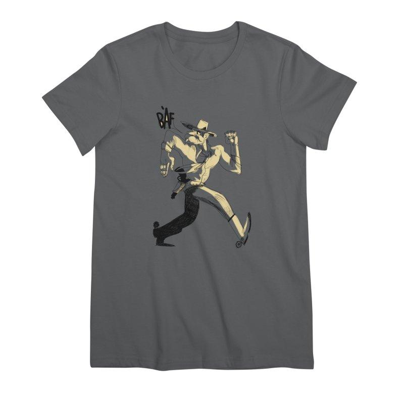 Pistolero Women's T-Shirt by Kanjano Shop