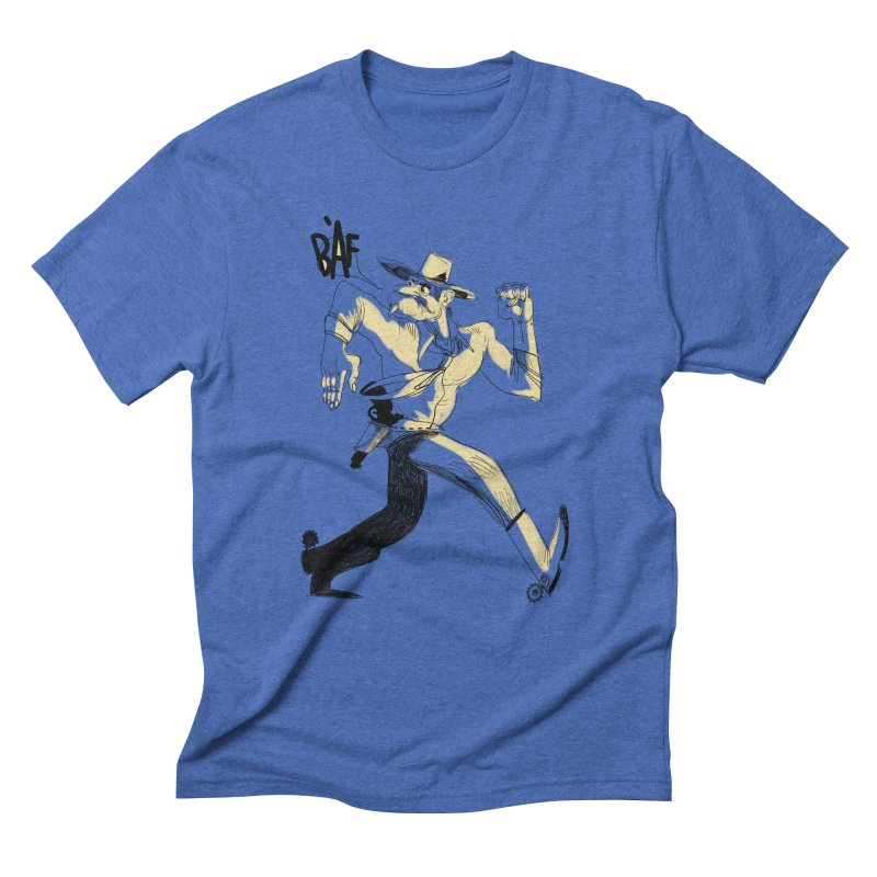 Pistolero Men's T-Shirt by Kanjano Shop