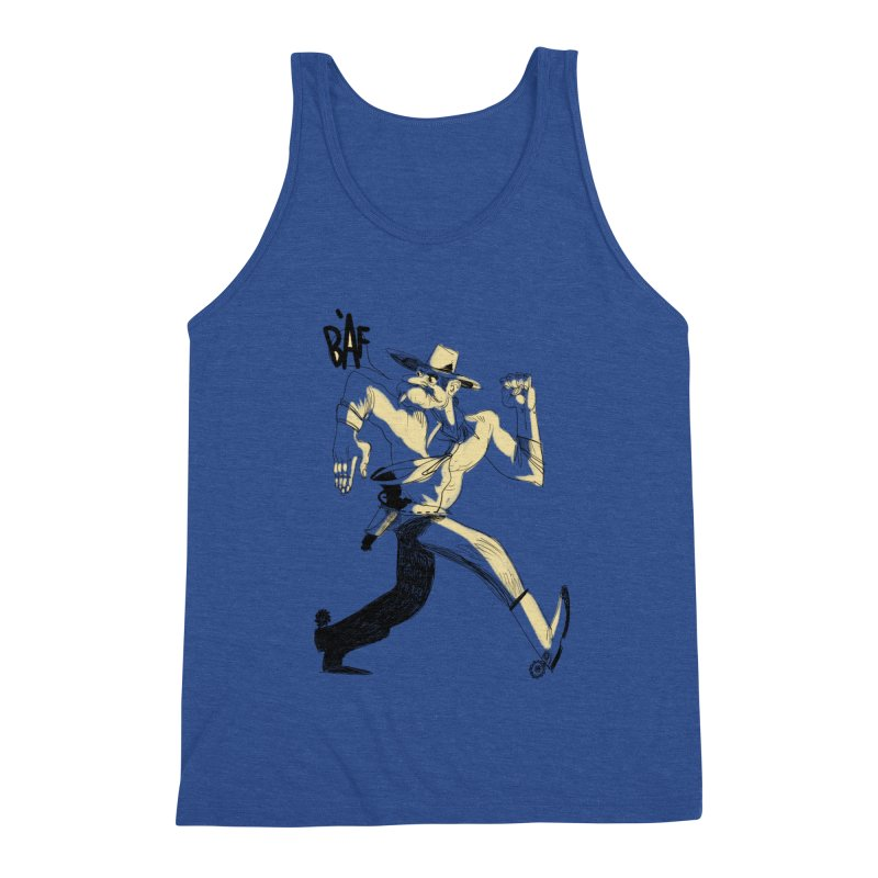 Pistolero Men's Tank by Kanjano Shop