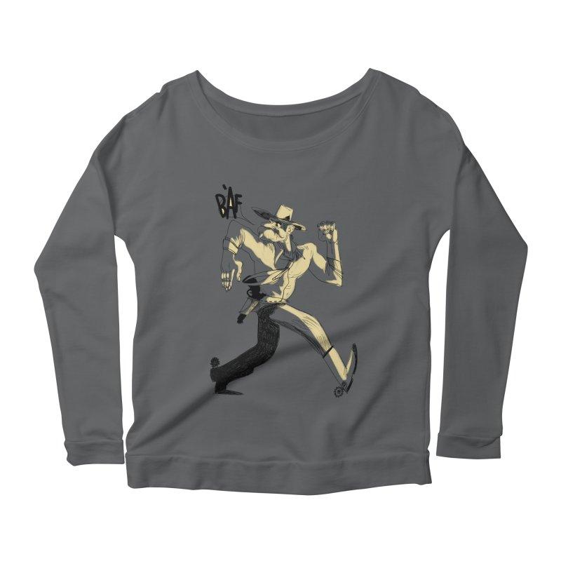Pistolero Women's Longsleeve T-Shirt by Kanjano Shop