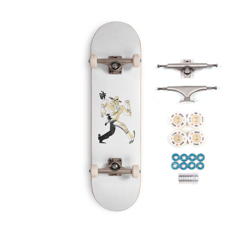 Pistolero Accessories Skateboard by Kanjano Shop