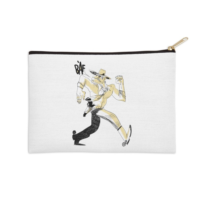 Pistolero Accessories Zip Pouch by Kanjano Shop