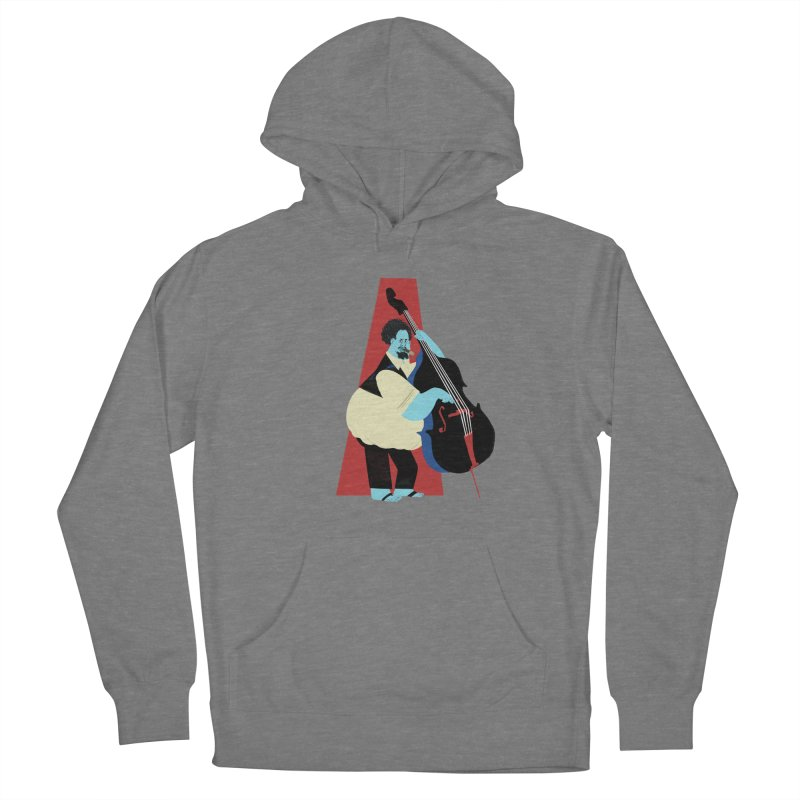 Charles Mingus Women's Pullover Hoody by Kanjano Shop