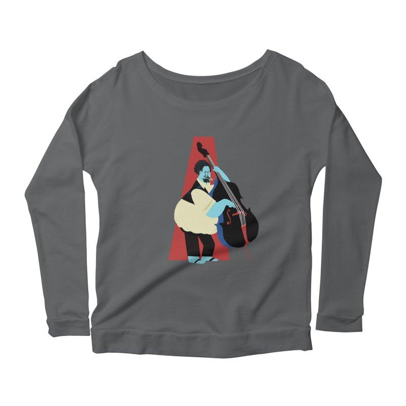 Charles Mingus Women's Longsleeve T-Shirt by Kanjano Shop