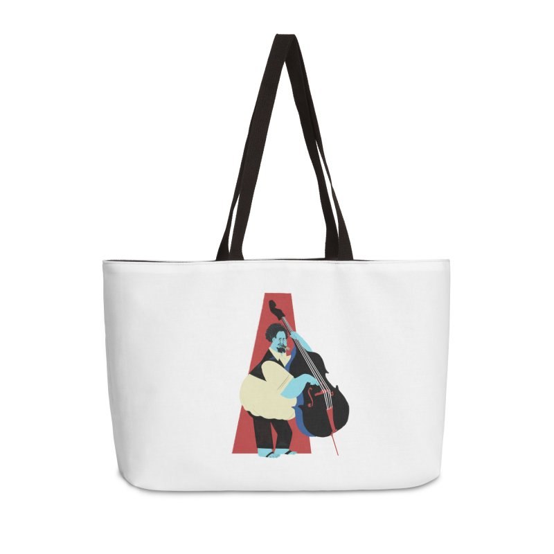 Charles Mingus Accessories Bag by Kanjano Shop
