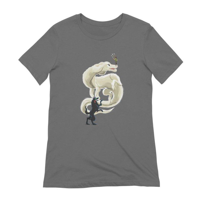 Neverending Story Women's T-Shirt by Kanjano Shop