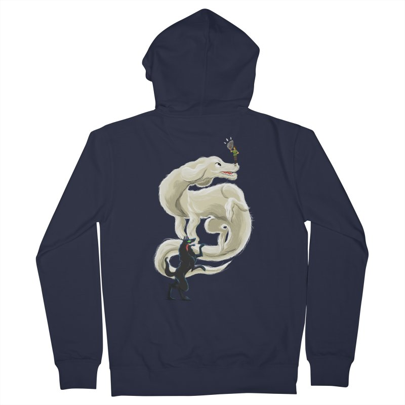 Neverending Story Women's Zip-Up Hoody by Kanjano Shop