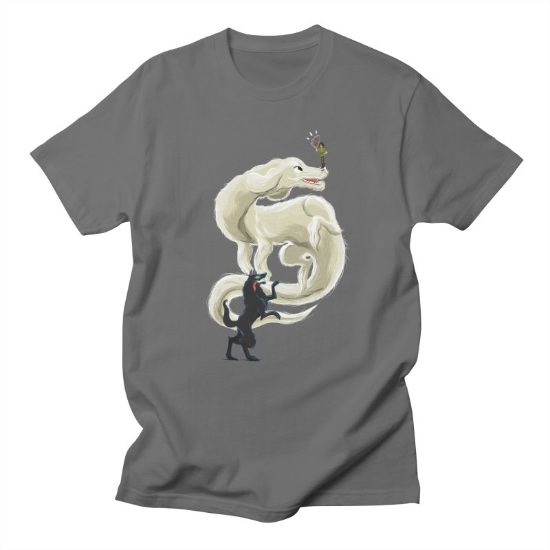 Neverending Story Men's T-Shirt by Kanjano Shop