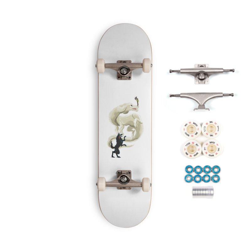 Neverending Story Accessories Skateboard by Kanjano Shop