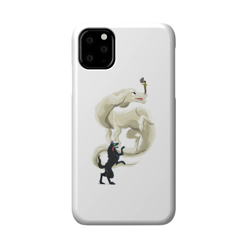 Neverending Story Accessories Phone Case by Kanjano Shop