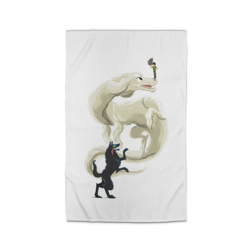 Neverending Story Home Rug by Kanjano Shop