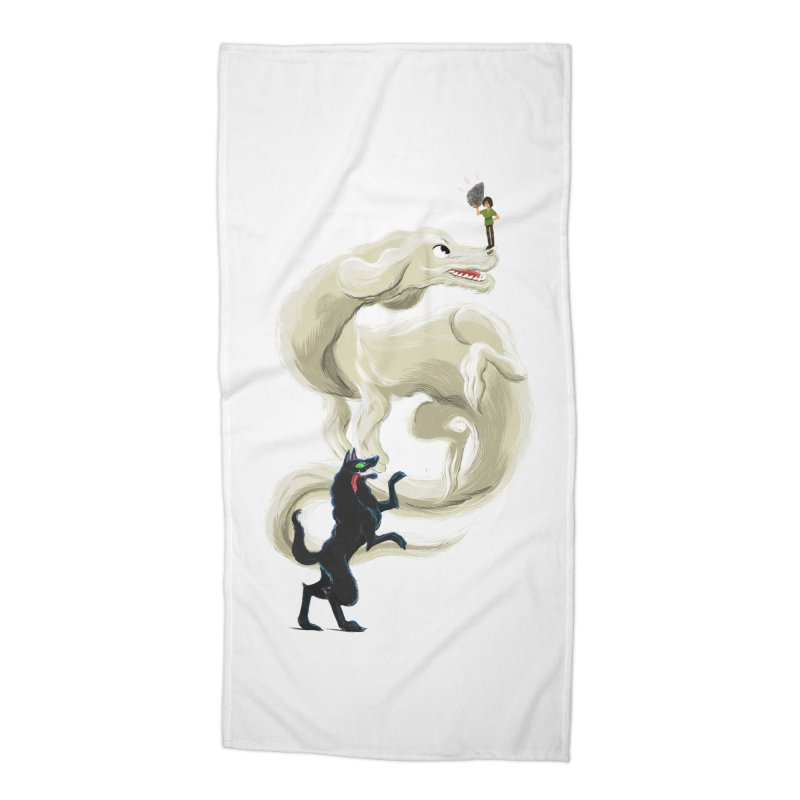 Neverending Story Accessories Beach Towel by Kanjano Shop