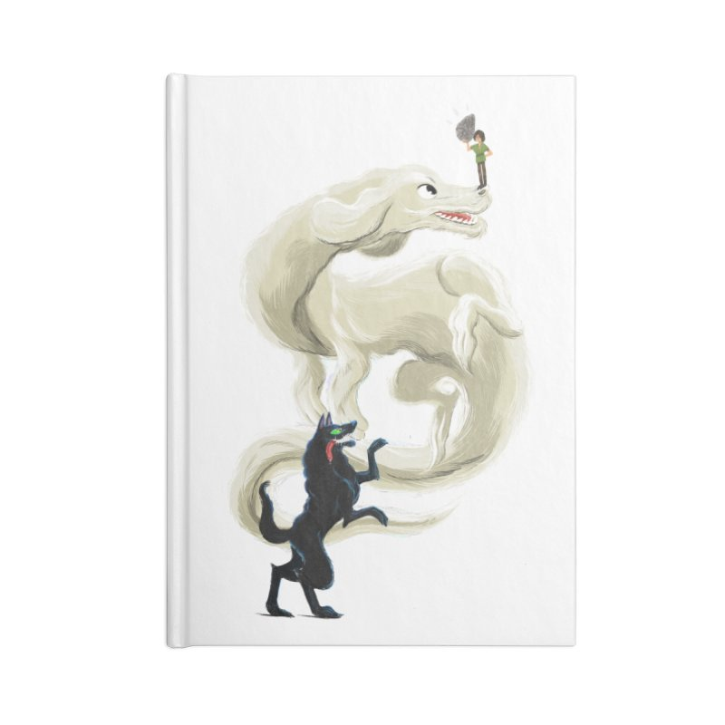 Neverending Story Accessories Notebook by Kanjano Shop