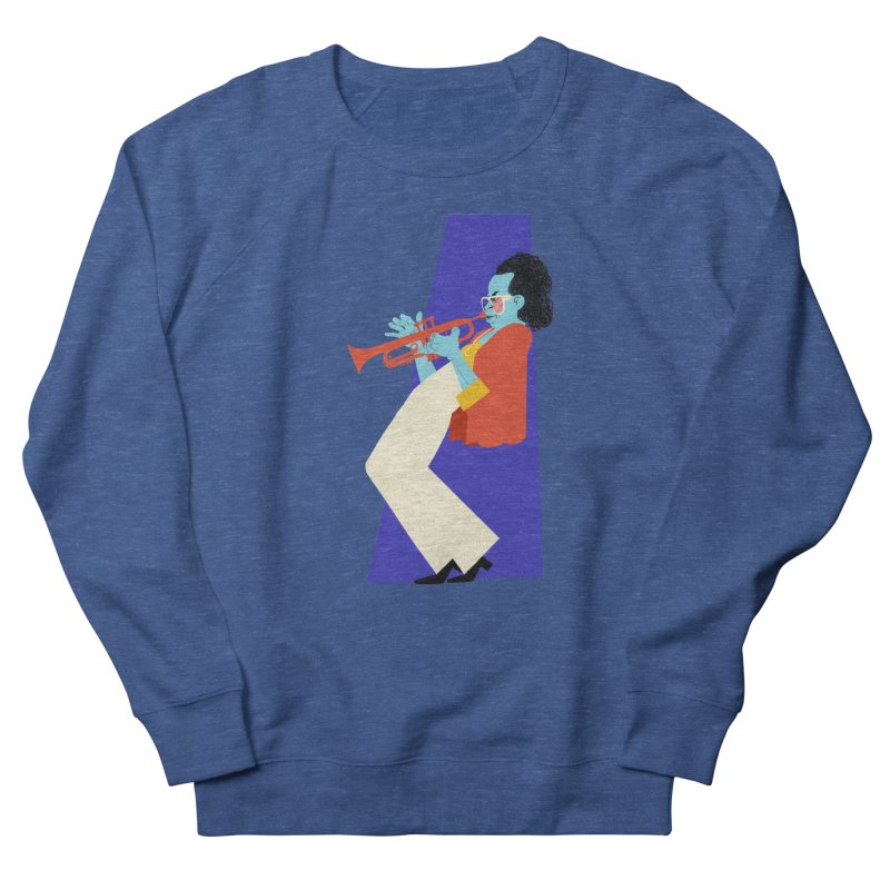 Miles Davis Women's Sweatshirt by Kanjano Shop
