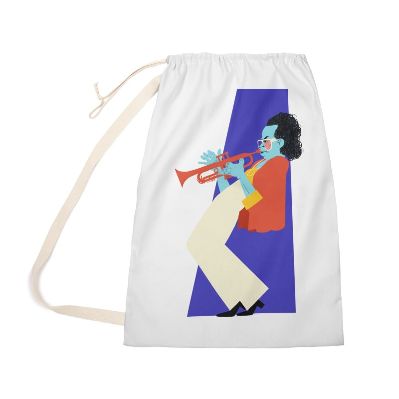 Miles Davis Accessories Bag by Kanjano Shop