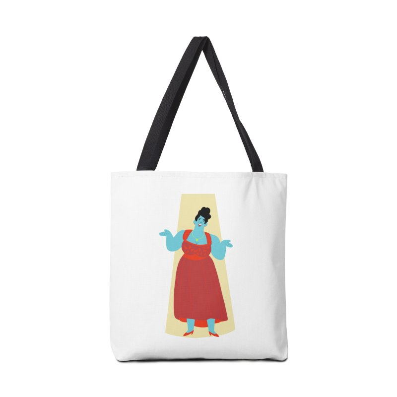 Ella Fitzgerald Accessories Bag by Kanjano Shop
