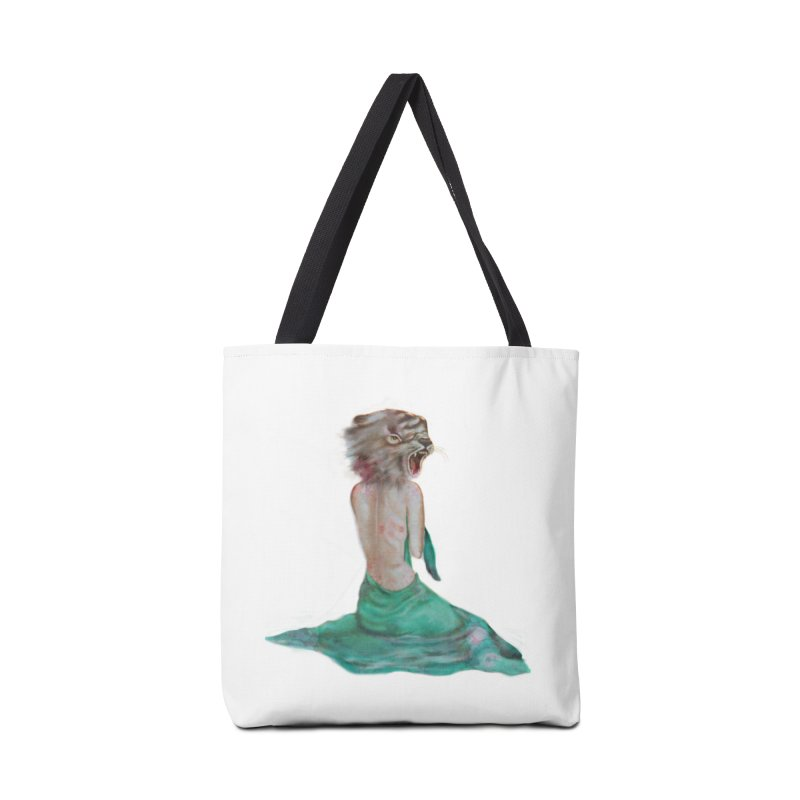 Beast Accessories Bag by Karen Preston's Artist Shop