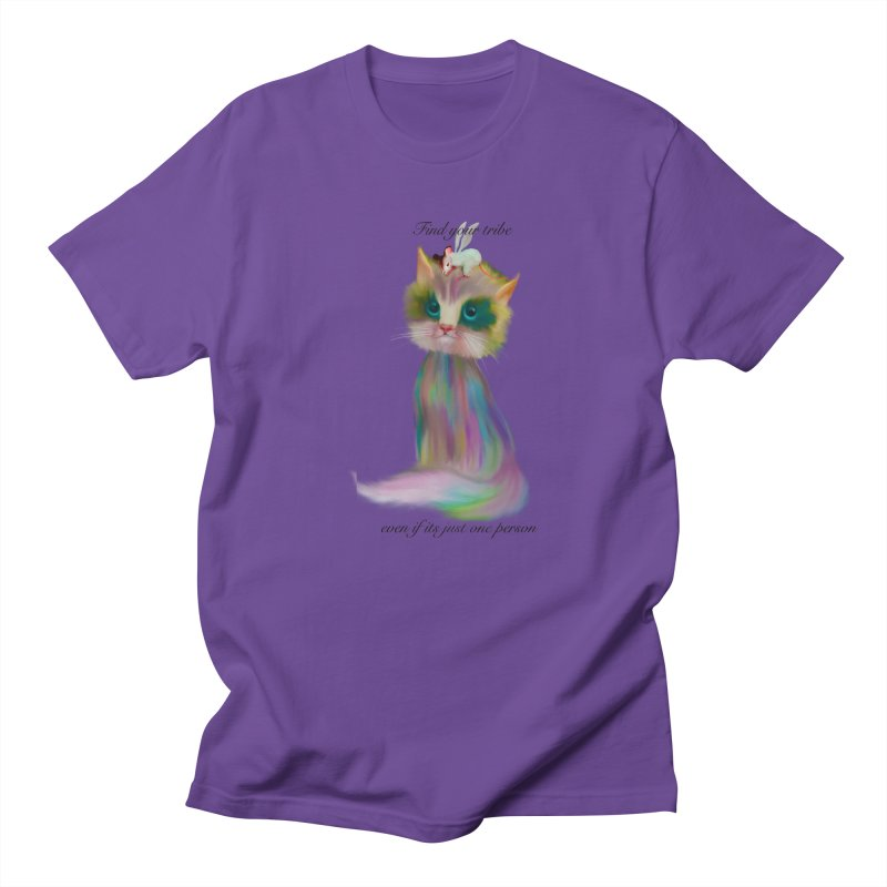 Tribe Women's Unisex T-Shirt by Karen Preston's Artist Shop