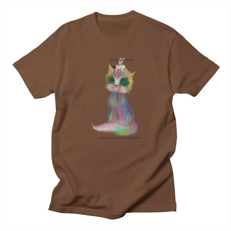 Tribe Women's Unisex T-Shirt by Karen Preston's Artist Shop
