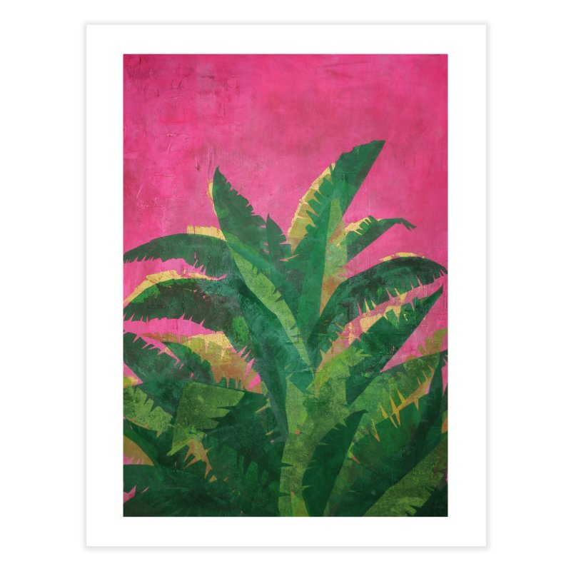 Tropical Punch Home Fine Art Print by Karley Kiker's Artist Shop