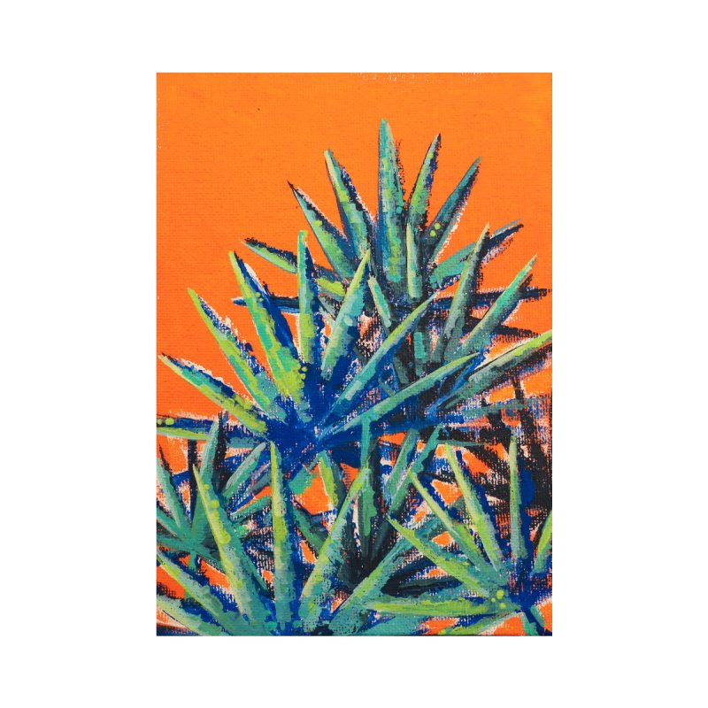 Spiky Palms by Karley Kiker's Artist Shop