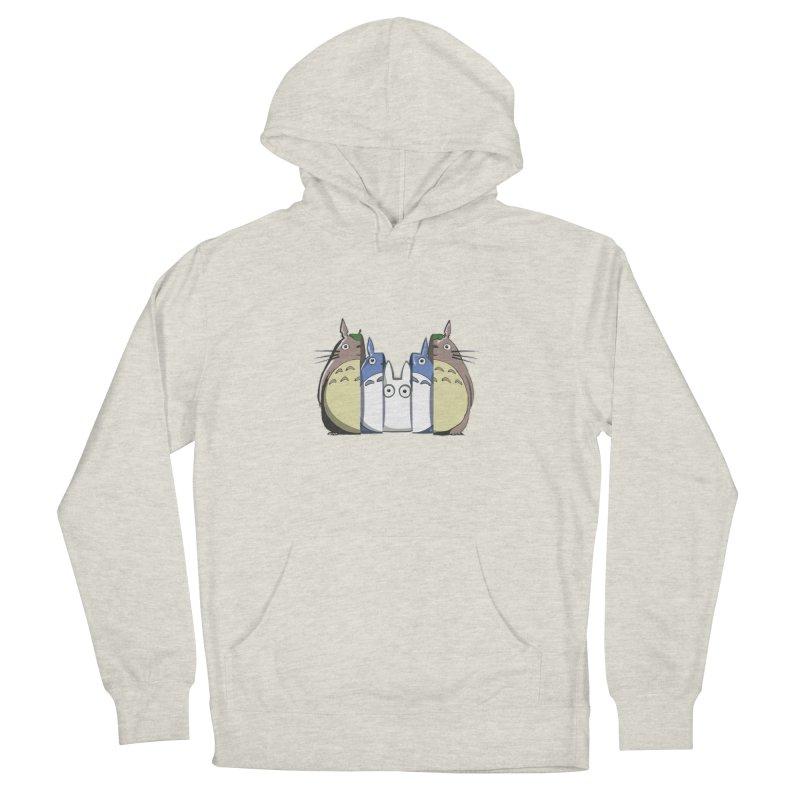 TOTORO MATRIOSKA  Men's Pullover Hoody by karmadesigner's Tee Shirt Shop