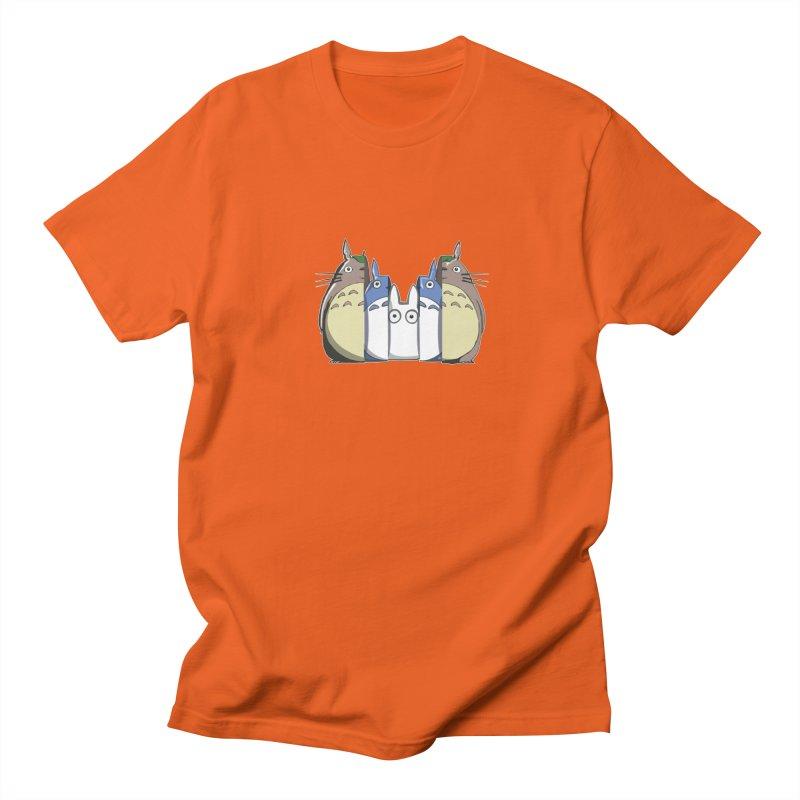TOTORO MATRIOSKA  Men's T-Shirt by karmadesigner's Tee Shirt Shop