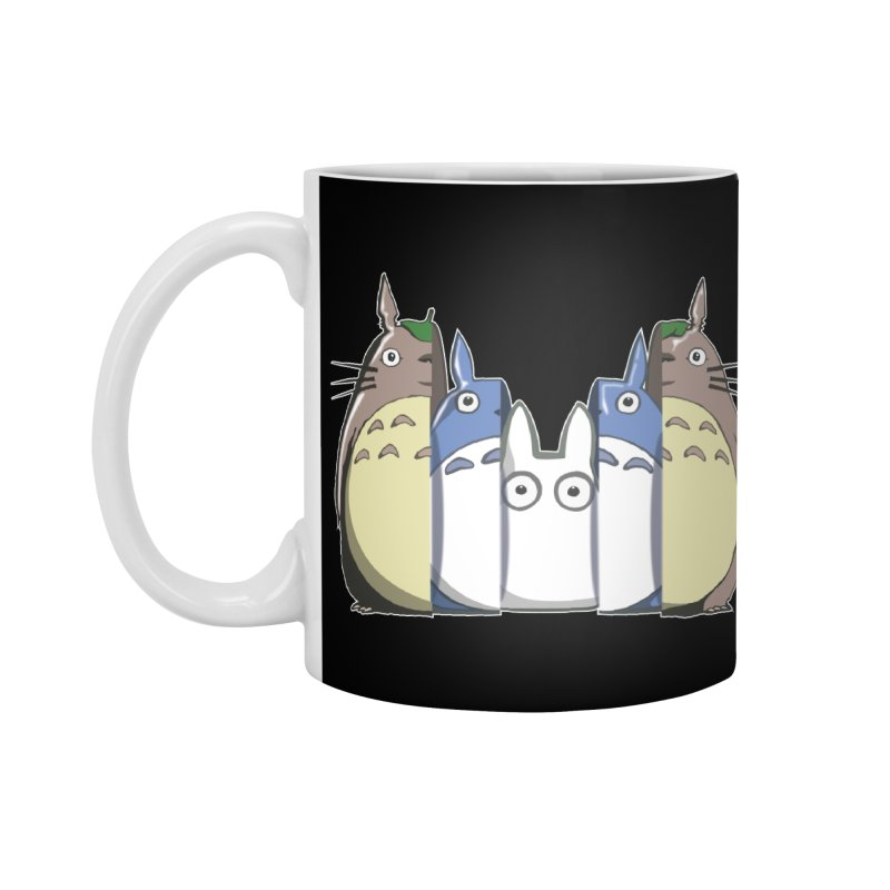 TOTORO MATRIOSKA  Accessories Mug by karmadesigner's Tee Shirt Shop