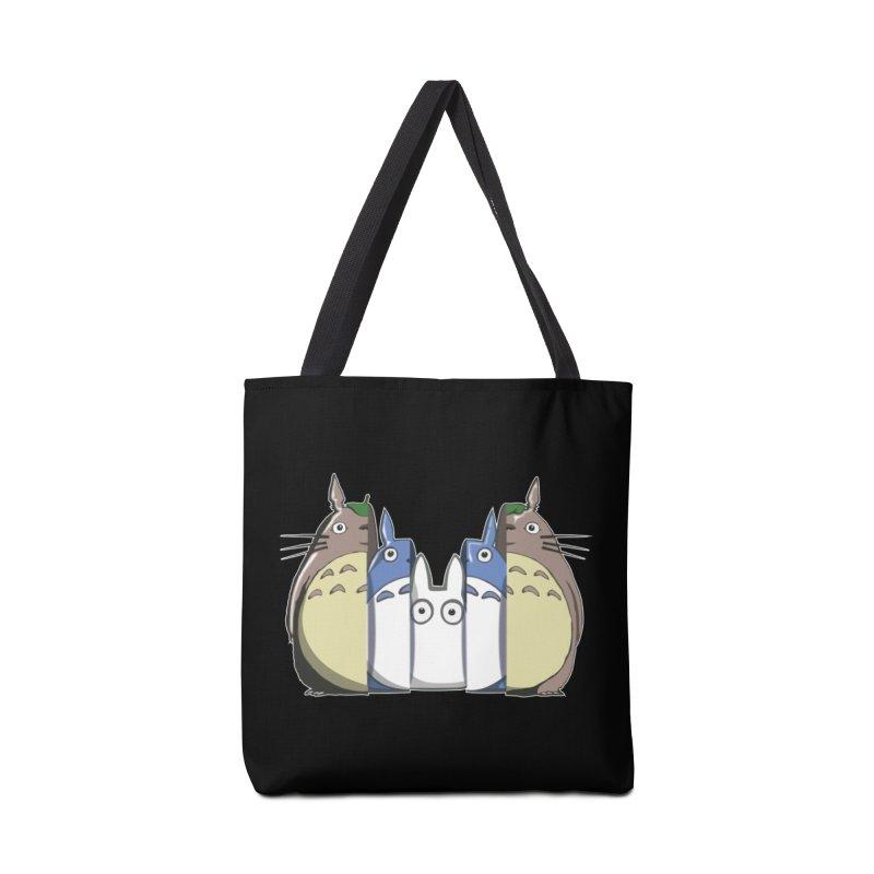 TOTORO MATRIOSKA  Accessories Bag by karmadesigner's Tee Shirt Shop
