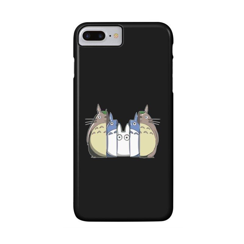 TOTORO MATRIOSKA  Accessories Phone Case by karmadesigner's Tee Shirt Shop