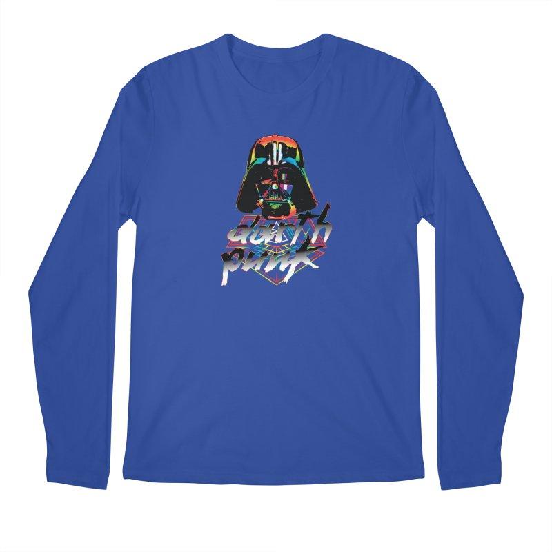 DARTH PUNK  Men's Longsleeve T-Shirt by karmadesigner's Tee Shirt Shop