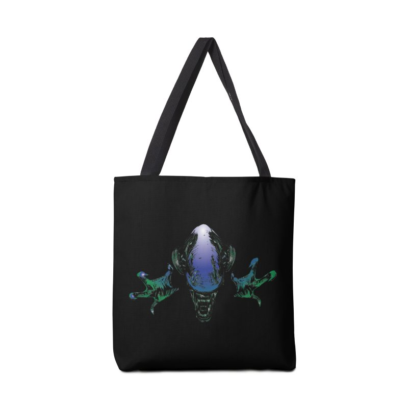 ALIEN  Accessories Bag by karmadesigner's Tee Shirt Shop